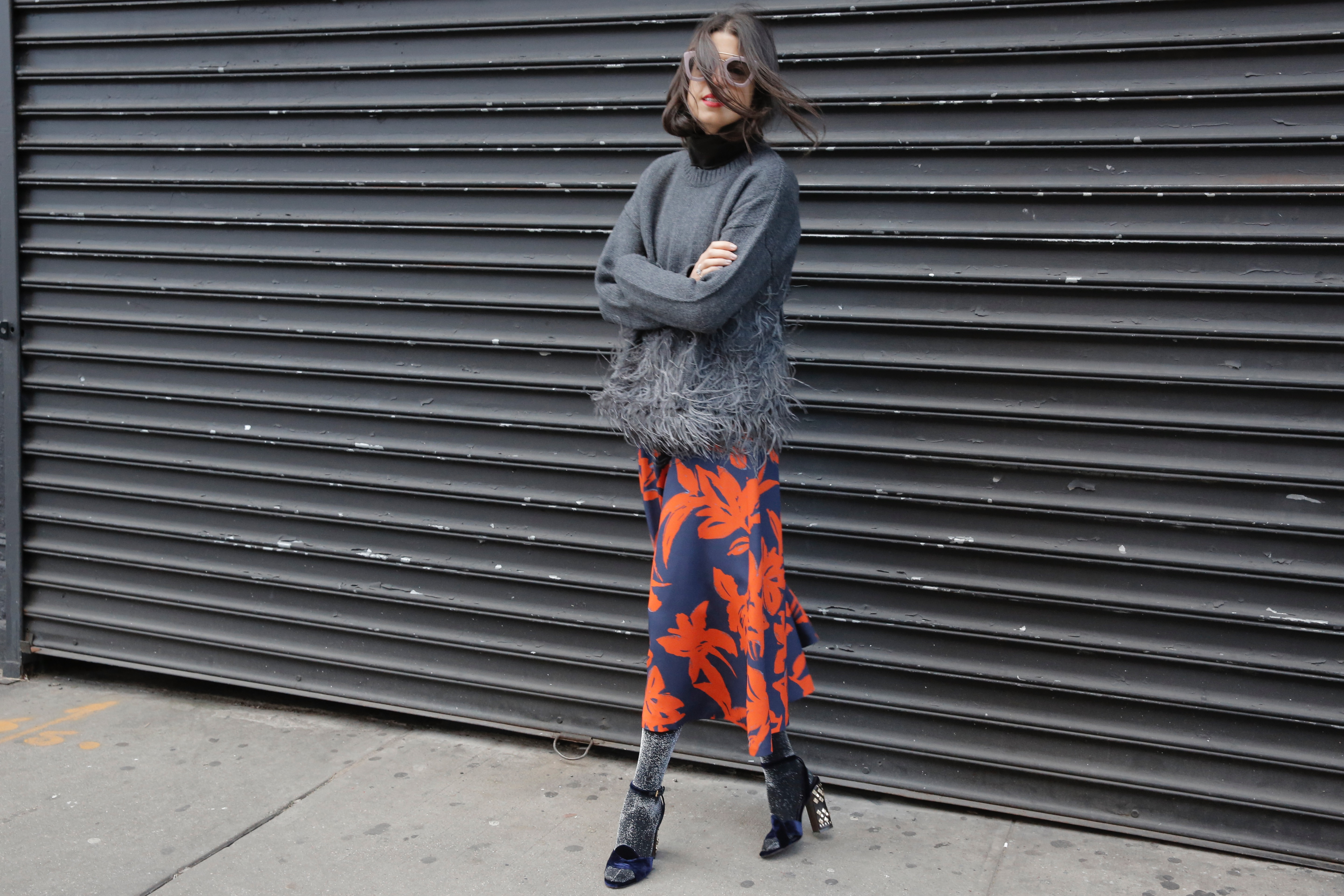 What to Wear When Youre Sick of Jeans Leandra Medine Style Inspiration Man Repeller - 12