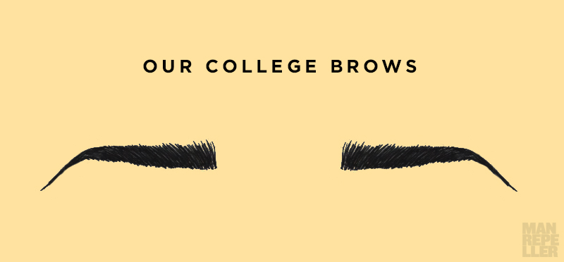 A Trajectory of Your Life as Told by Your Eyebrows Man Repeller 3