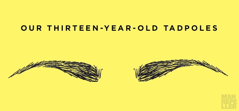 A Trajectory of Your Life as Told by Your Eyebrows Man Repeller 6