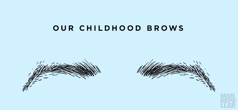 A Trajectory of Your Life as Told by Your Eyebrows Man Repeller 8