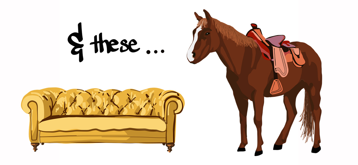 DontBringYourPhone Man Repeller horse