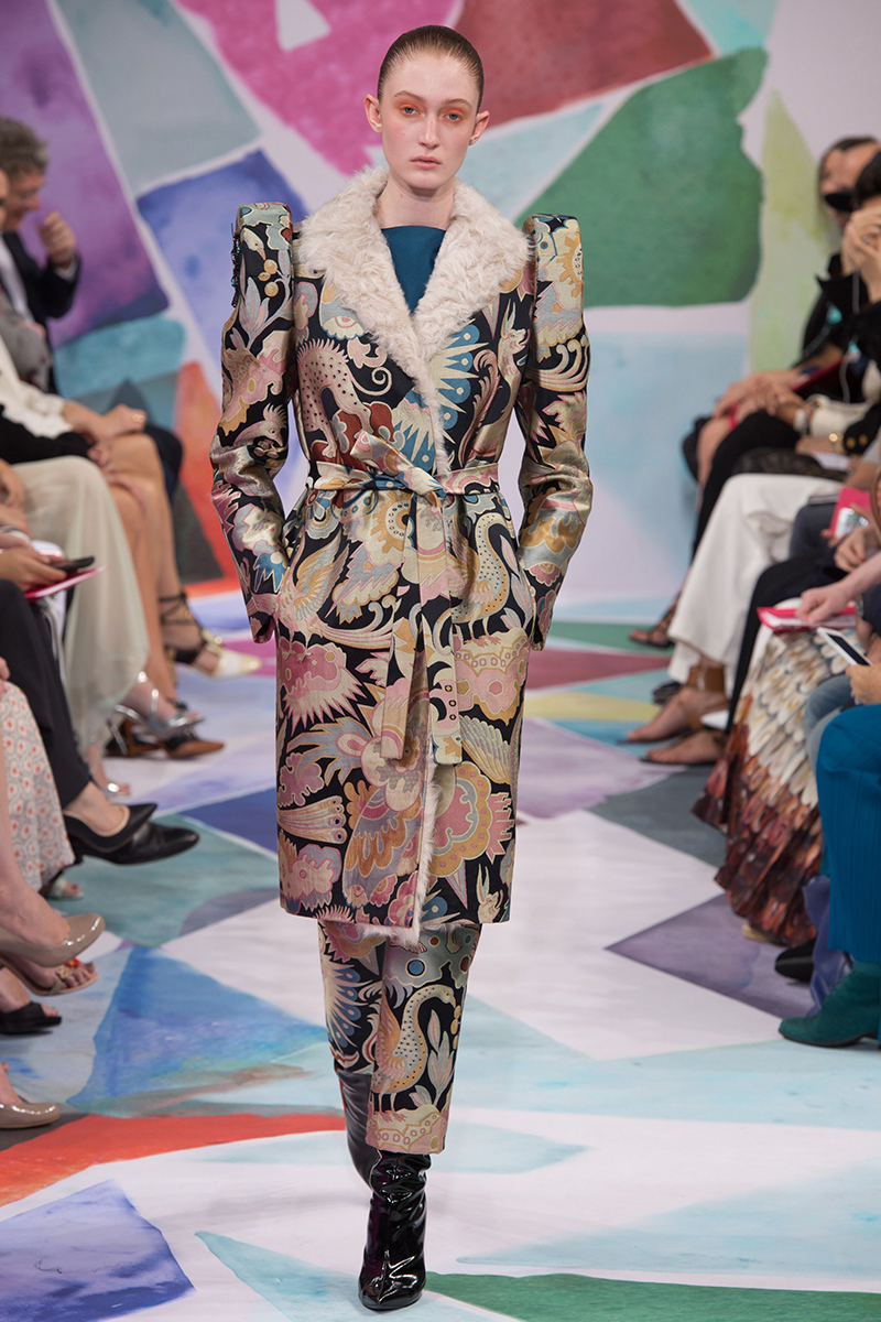 SchiaparelliFall '16 Couture