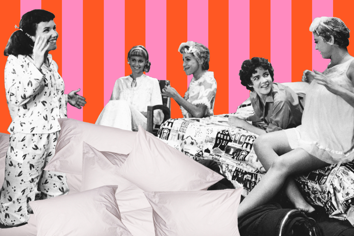 The Psychology of the Adult Female Sleepover Man Repeller Feature