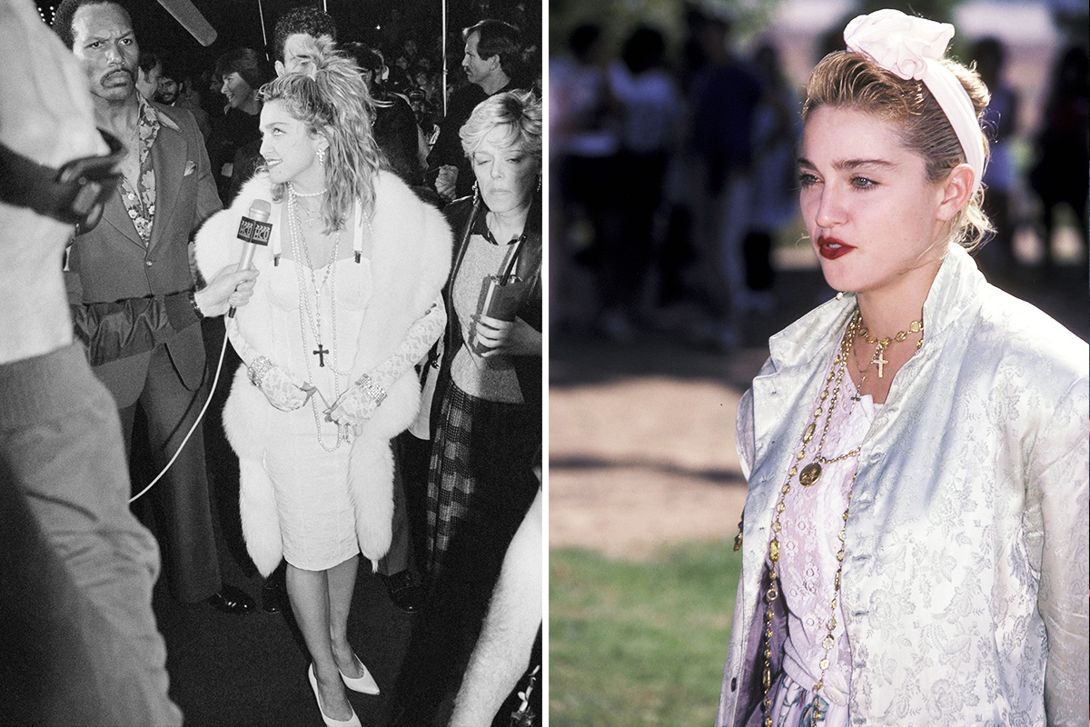 Which Madonna Are You Man Repeller Catholic