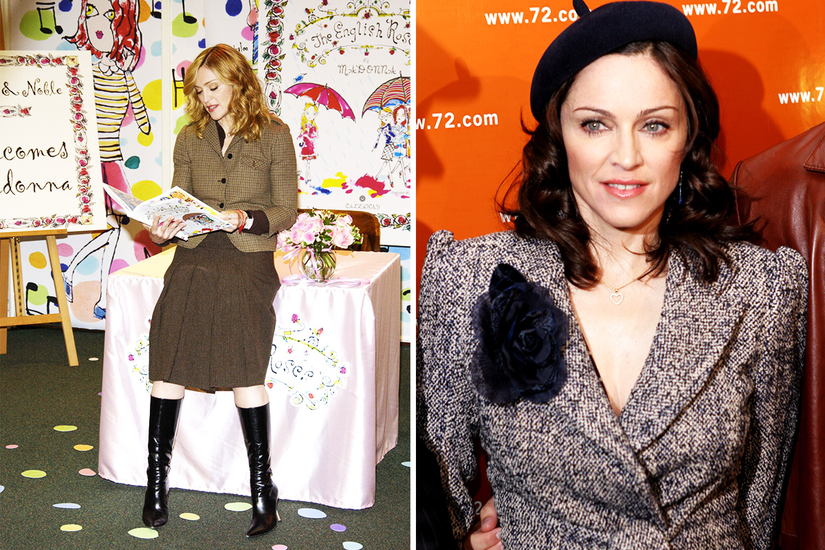 Which Madonna Are You Man Repeller Childrens Book