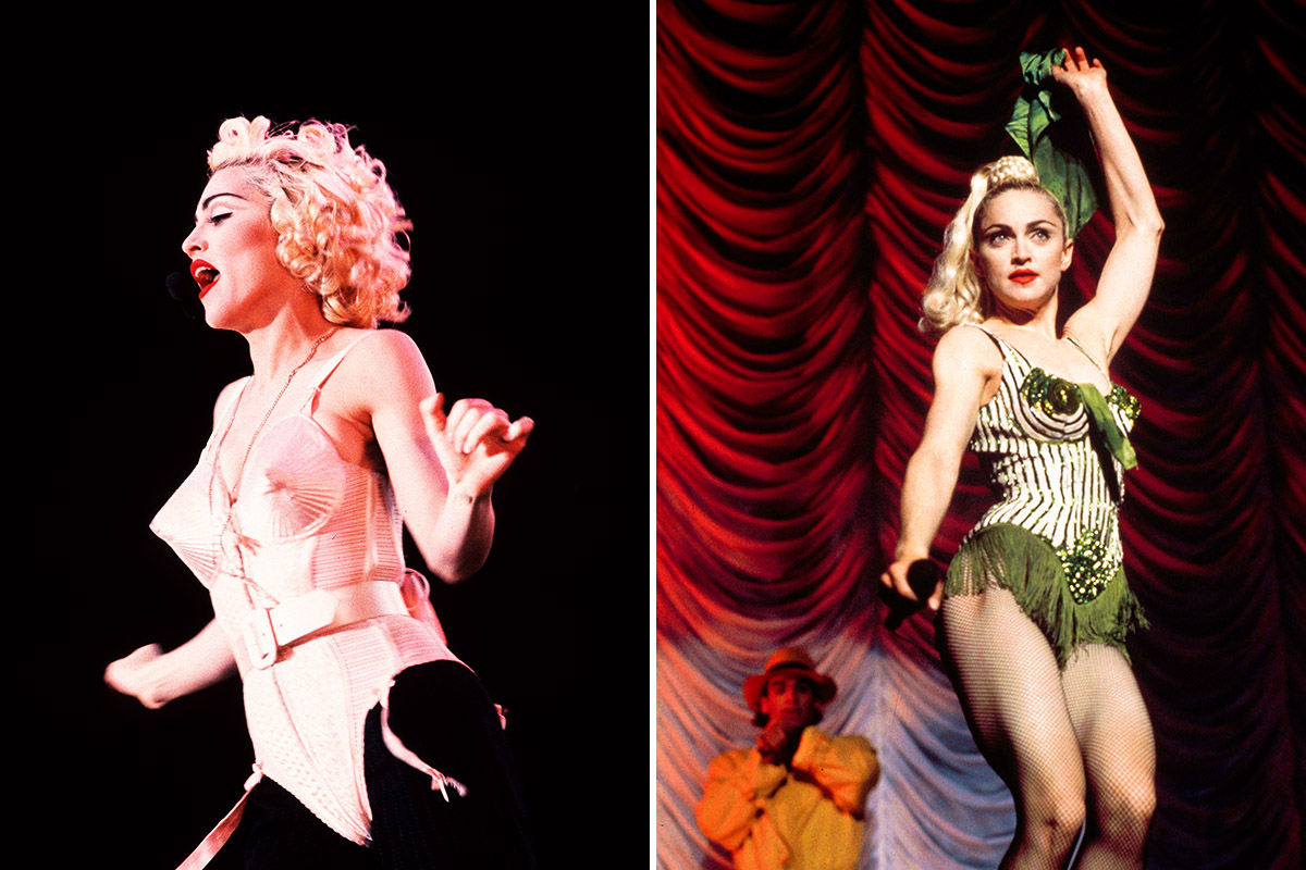 Which Madonna Are You Man Repeller Cones