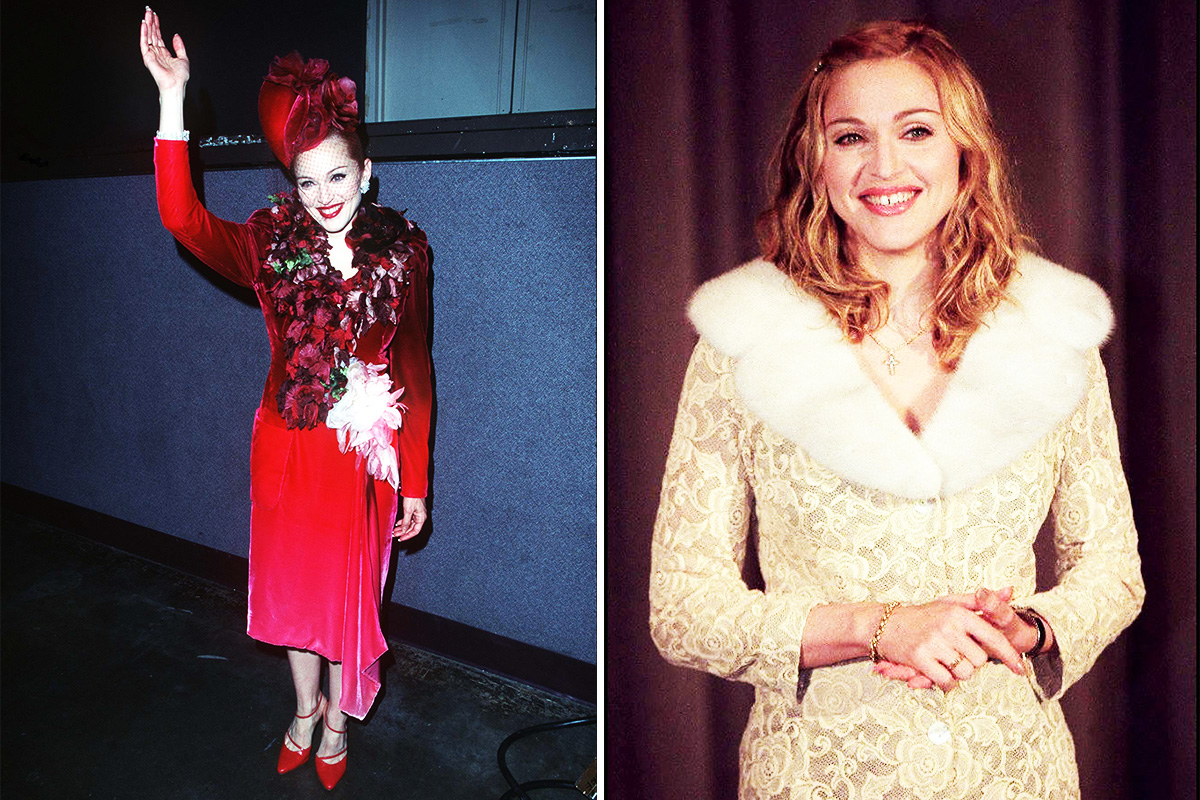 Which Madonna Are You Man Repeller Evite Serious