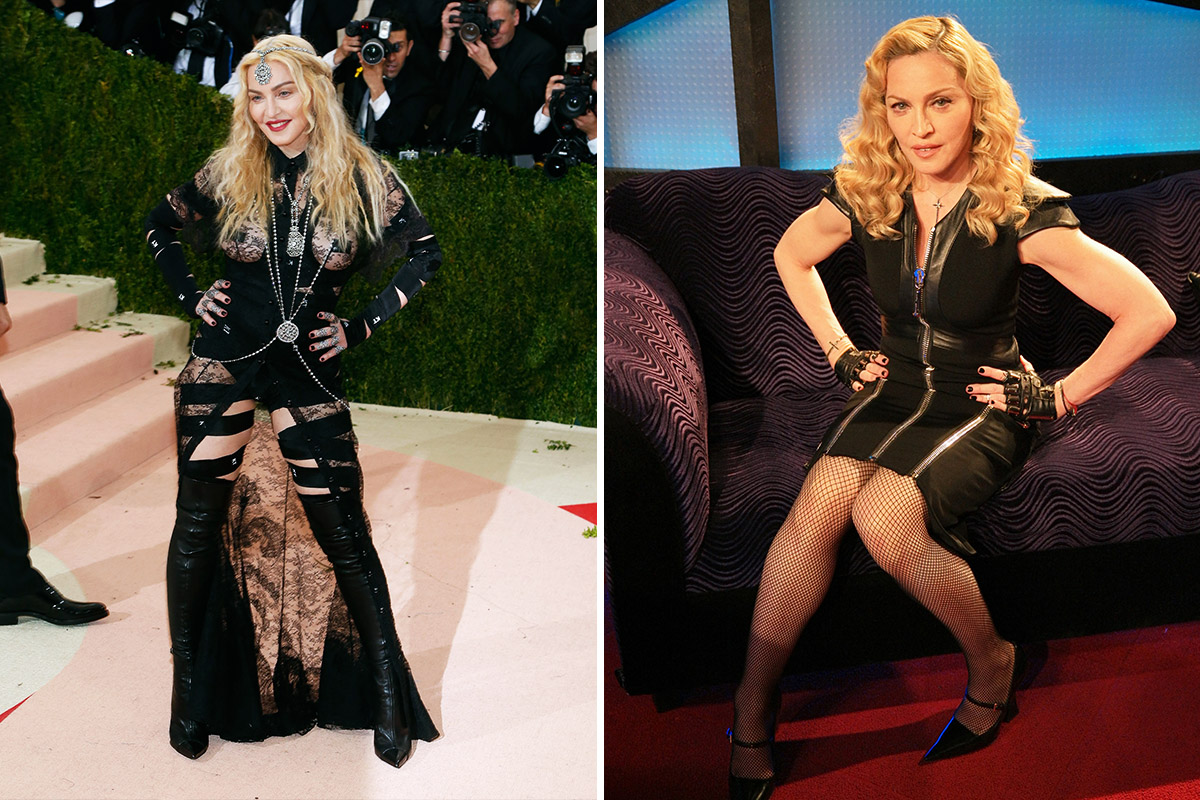 Which Madonna Are You Man Repeller Modern