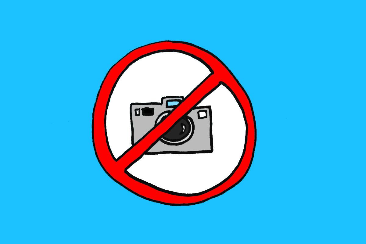 Figurative Tomorrow Man Repeller Camera