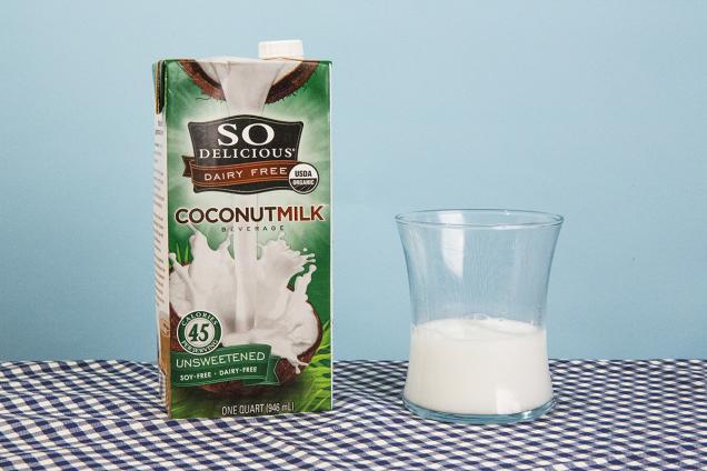 So Delicious Unsweetened Organic Coconut Milk