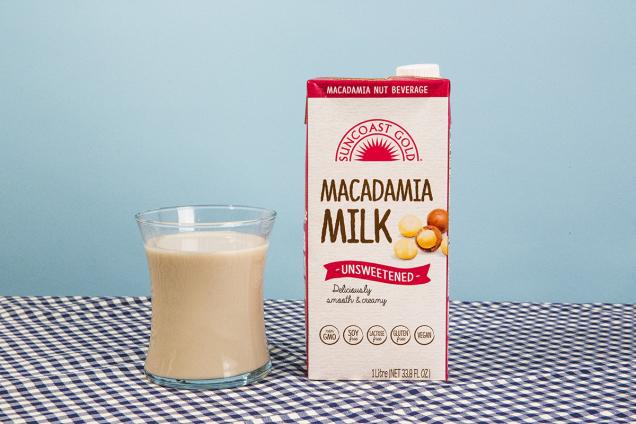 Suncoast Gold Unsweetened Macadamia Milk