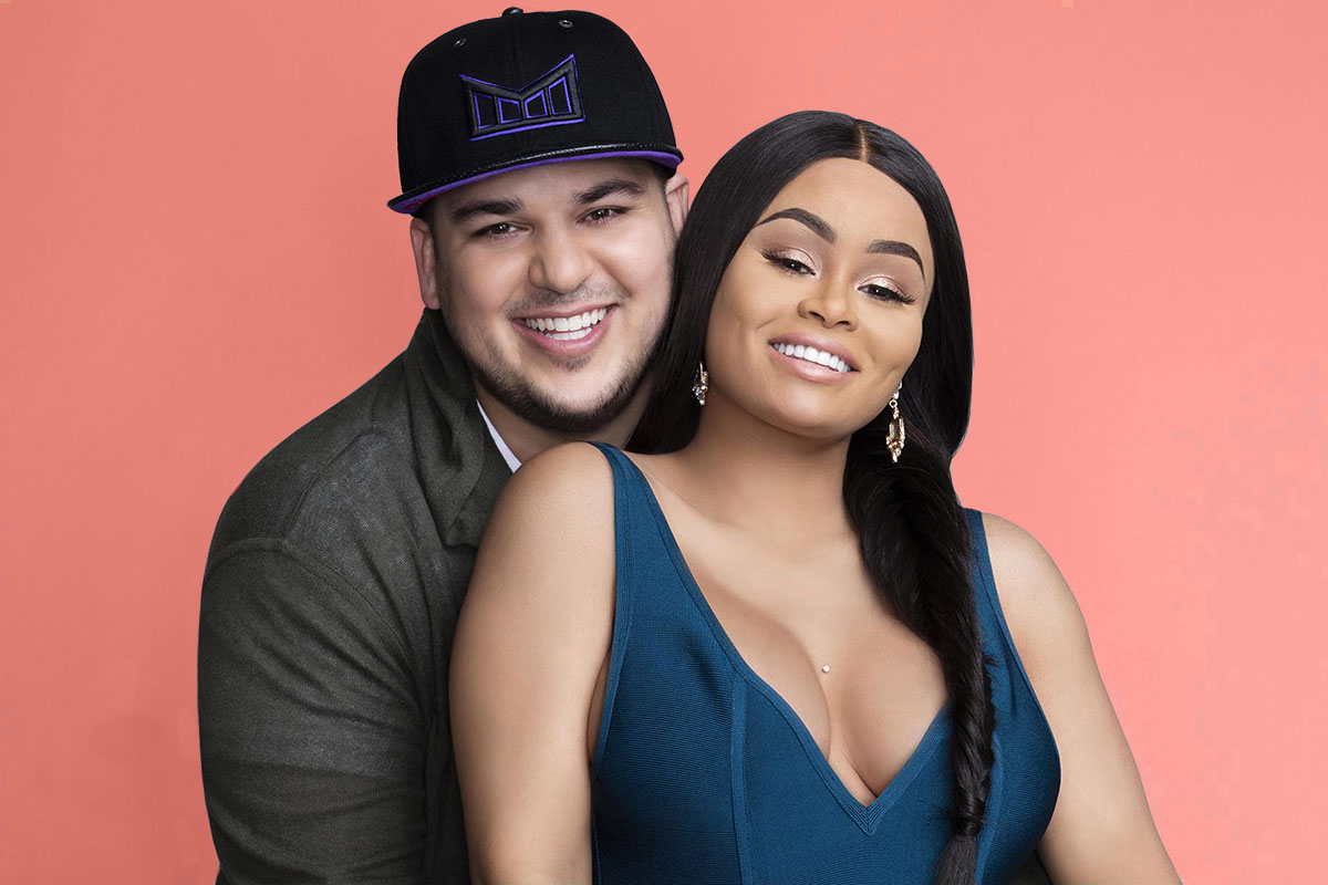 ROB & CHYNA -- Season:1 -- Pictured: (l-r) Rob Kardashian, Blac Chyna -- (Photo by: Tommy Garcia/E! Entertainment/NBCU Photo Bank via Getty Images)