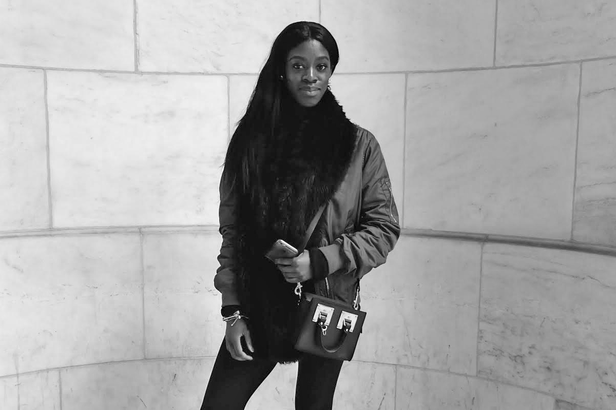 "Jasmine Afia Jasmine is 25, a trainee lawyer and style blogger. She lives in London. What's your 2017 resolution? To complete a novel by the end of the year. How do you plan to track this? I originally told myself I'd get up early every morning before work and write for hour, but remembered my adoration for the snooze button and got real. My plan now is to spend about an hour every Saturday afternoon and/or Sunday evening in front of my laptop and try to write something -- anything -- until I have enough words on screen to be able to officially call what I've drafted a ""novel."" Google tells me this is around 70,000. *cries in Spanish* Why did you pick this resolution? As cheesy as this sounds, I've always known I wanted to write. I was the kid who would scribble sentences in crayon on the walls of my parents' home (although is ""that kid"" really a thing? Was it just me?) and then at secondary school, would genuinely look forward to talking about sentences for an hour in class. I spent a very chilled-out three years studying English language and literature at university and used up most of my student loan on Oxford classics (instead of cheap alcohol like everyone else in their early twenties). After obsessing over Zadie Smith for the millionth time, I thought to myself, I read so many of these things so why not write my own? I'm hoping I can stop talking about it and just do it -- no matter how crappy or awesome it may turn out. Have you set resolutions in the past? I have, but it usually goes one of two ways. I'll either commit to something and then do the total opposite (last January I swore I'd take up fewer side projects and focus on my day job and my blog, but somehow ended up flirting with DJing/Italian lessons/graphic design/coding by December) or I'll make a resolution and then totally forget about it by mid-February. So this should be interesting. How do you think this is going to go? Well, the good news is that I won't be starting from scratch. The novel that I want to write currently consists of one paragraph that I wrote last June when I was off work after ripping my Achilles tendon (long story). Anyway, that paragraph has been gathering digital dust on my MacBook ever since, so I feel like I need a gentle kick up the behind to finish what I started. Tough love and all that."