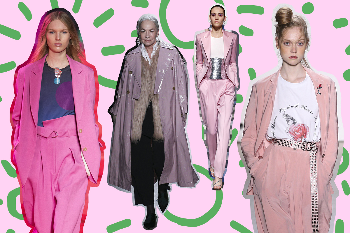 Winter-2017-Trends-to-Try-Now-Man-Repeller-Puff-Pink-Suits-3