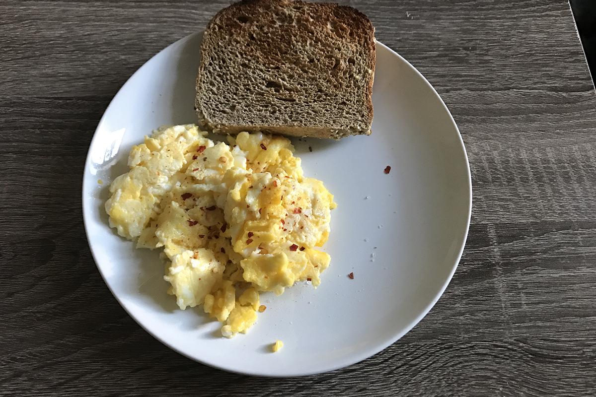 haley breakfast man repeller 5