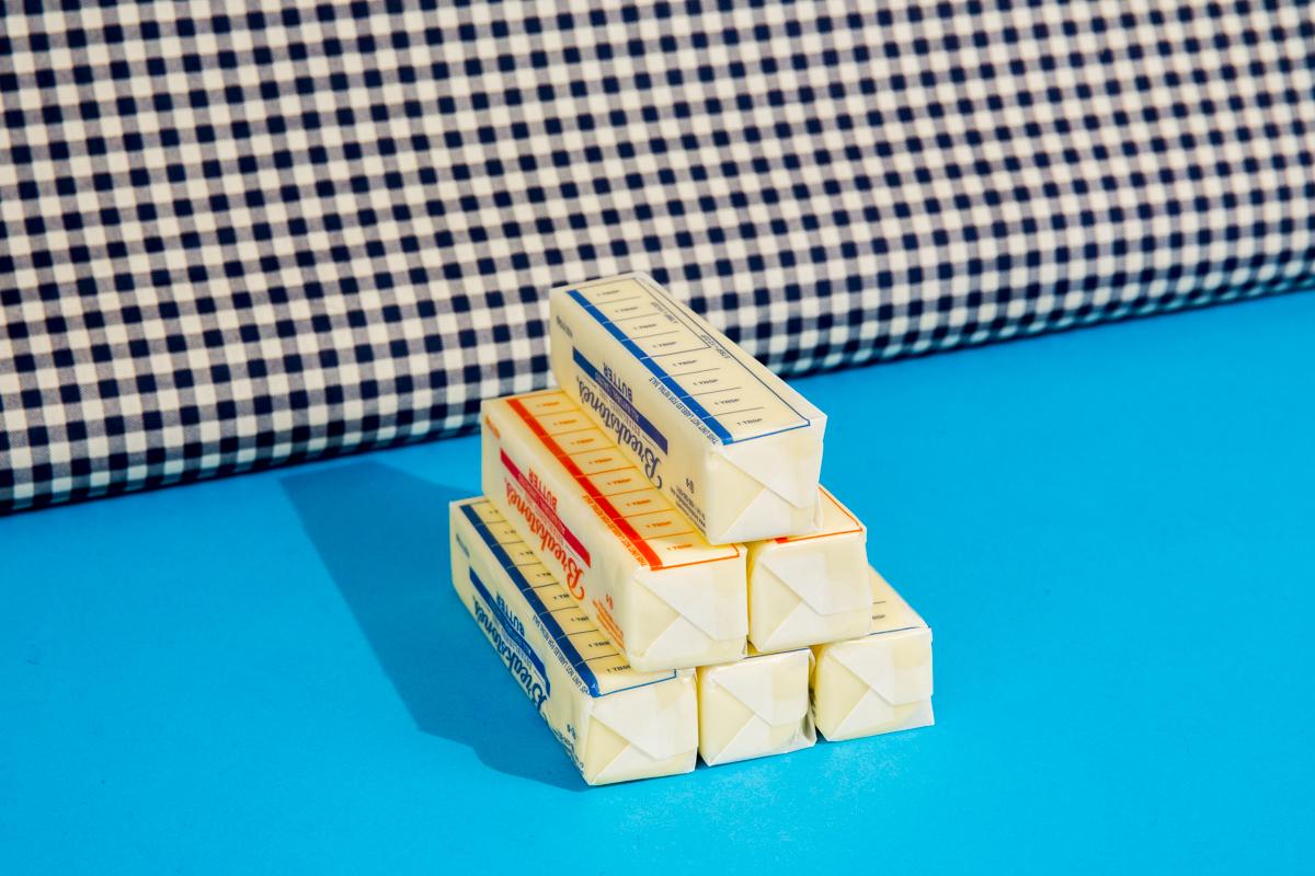 Butter Man Repeller 2839