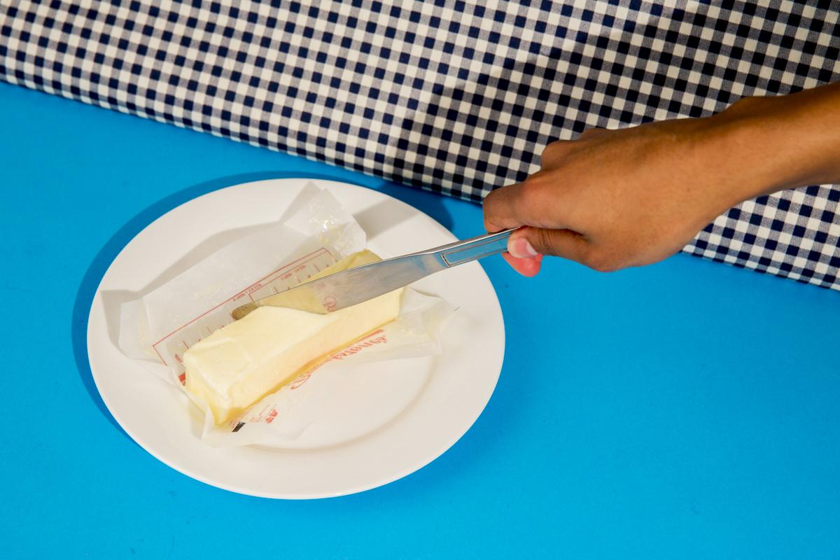 Butter Man Repeller 2946