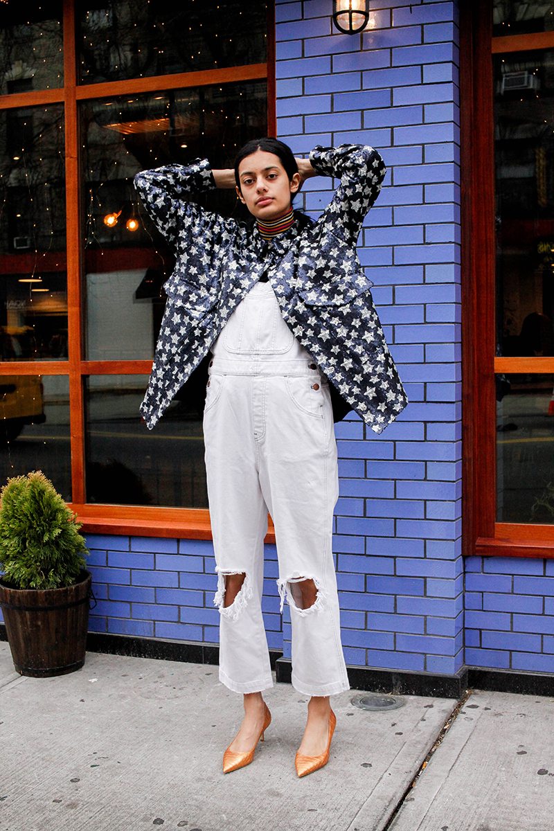 Grownup Ways To Wear Overalls April 2017 Man Repeller25