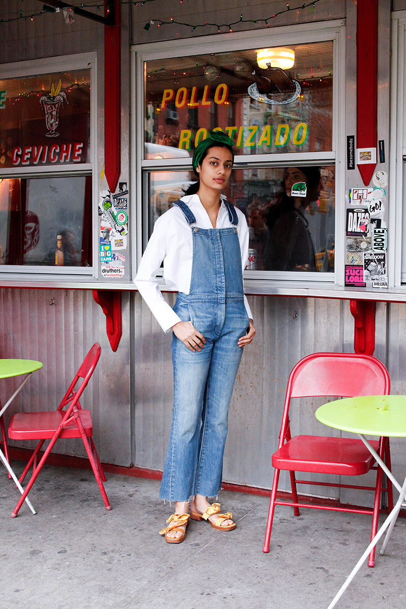 Grownup Ways To Wear Overalls April 2017 Man Repeller26