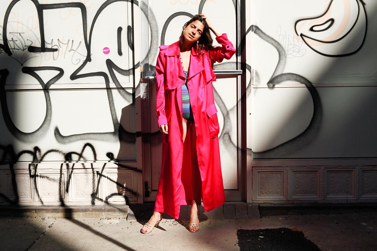 Is Fran Drescher Pink the new Milennial Pink April Man Repeller_1-1991