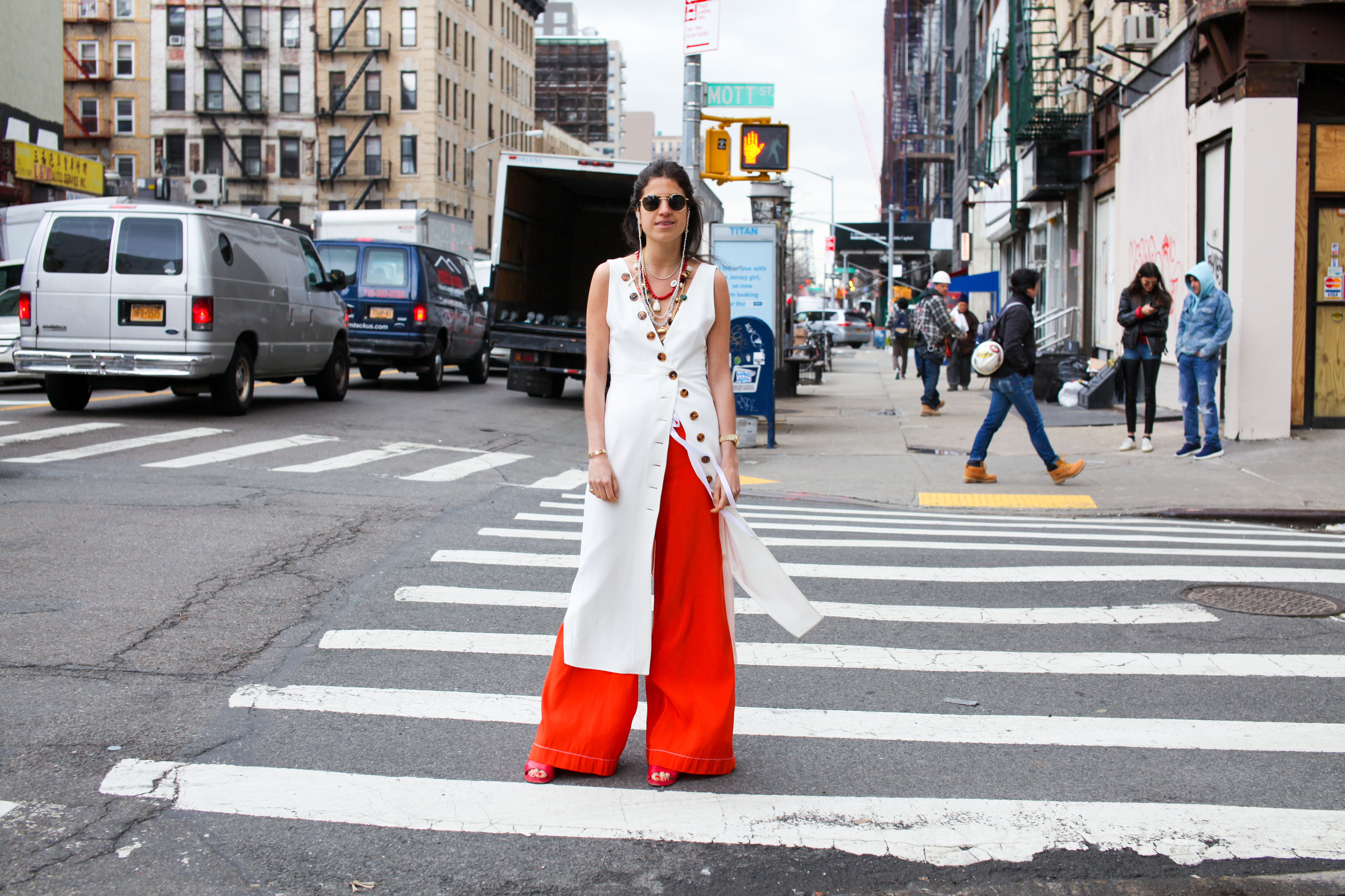 Maximalist Looks for Spring April 2017 Man Repeller10