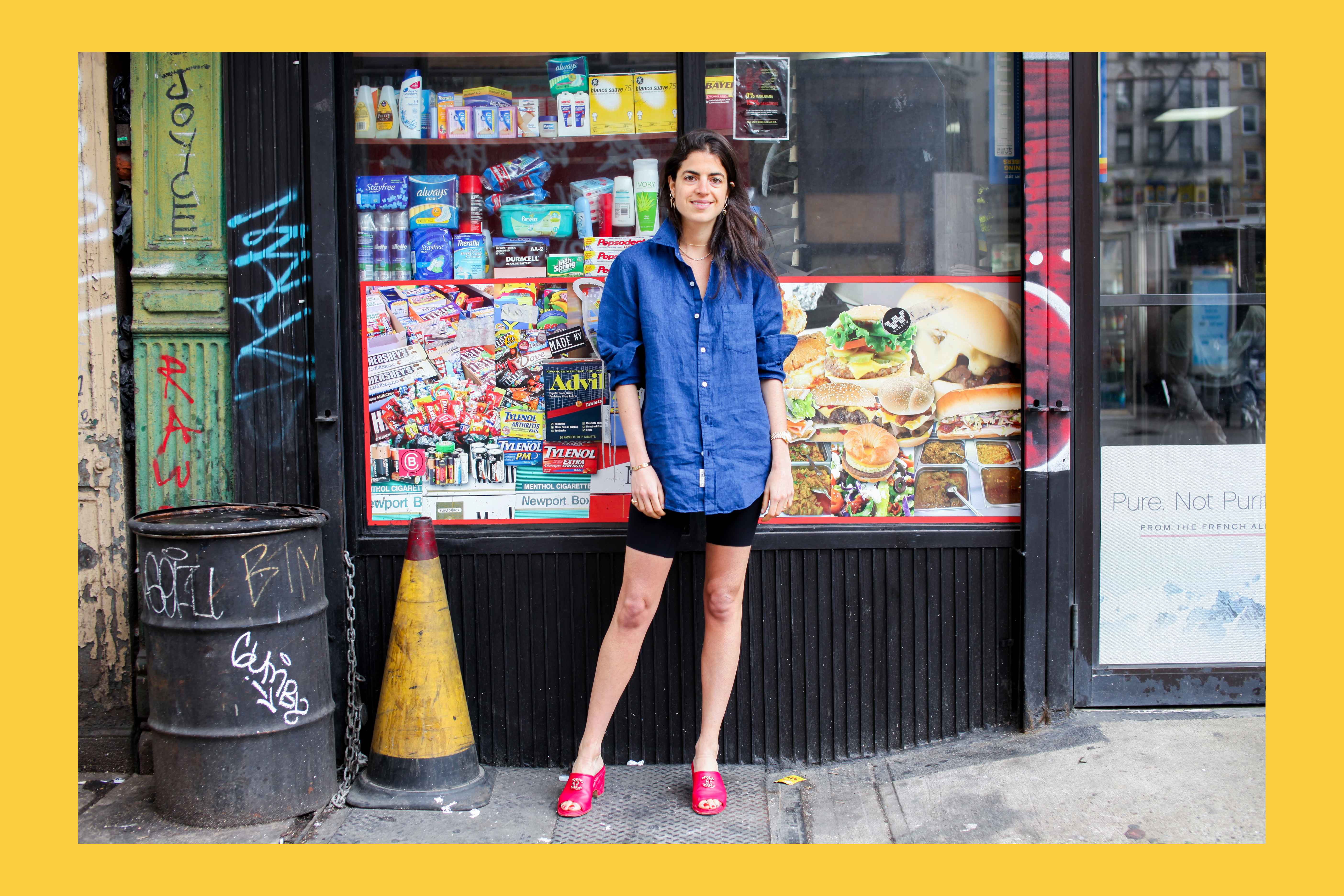 Maximalist Looks for Spring April 2017 Man Repeller19