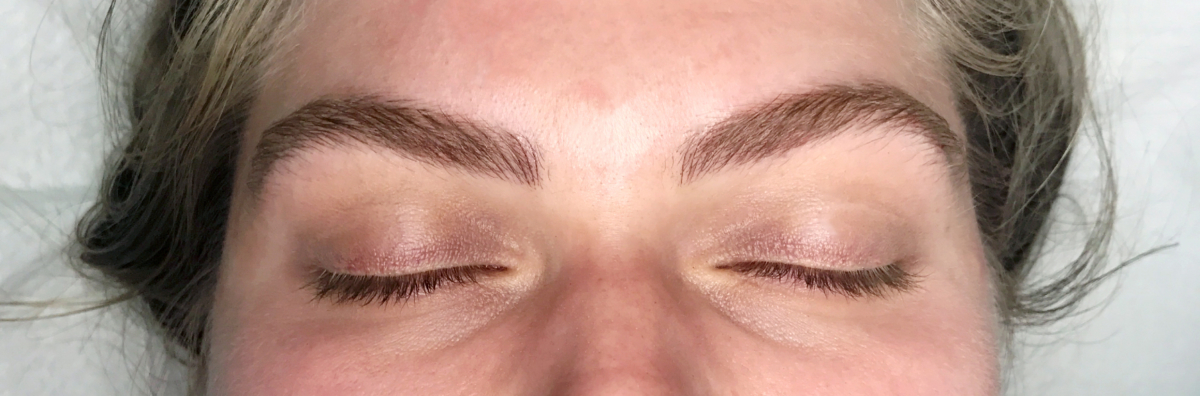 Microblading-Microbladed-Eyebrows-Face-Beauty-Trend-Cosmetic-Man-Repeller-immediately after