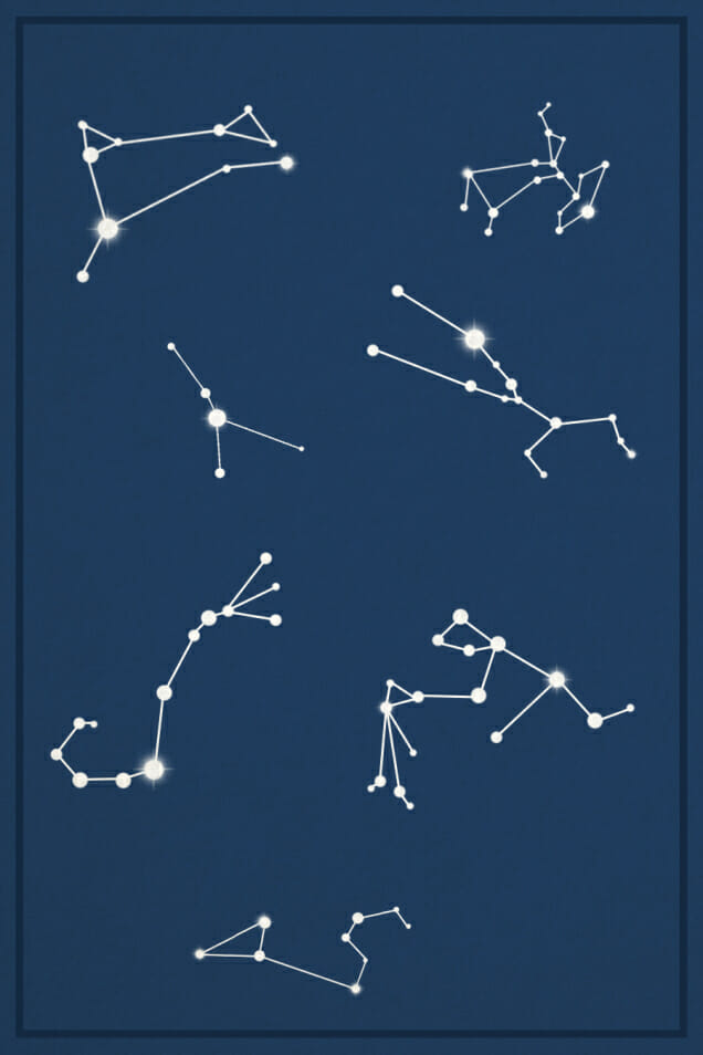 horoscope constellations