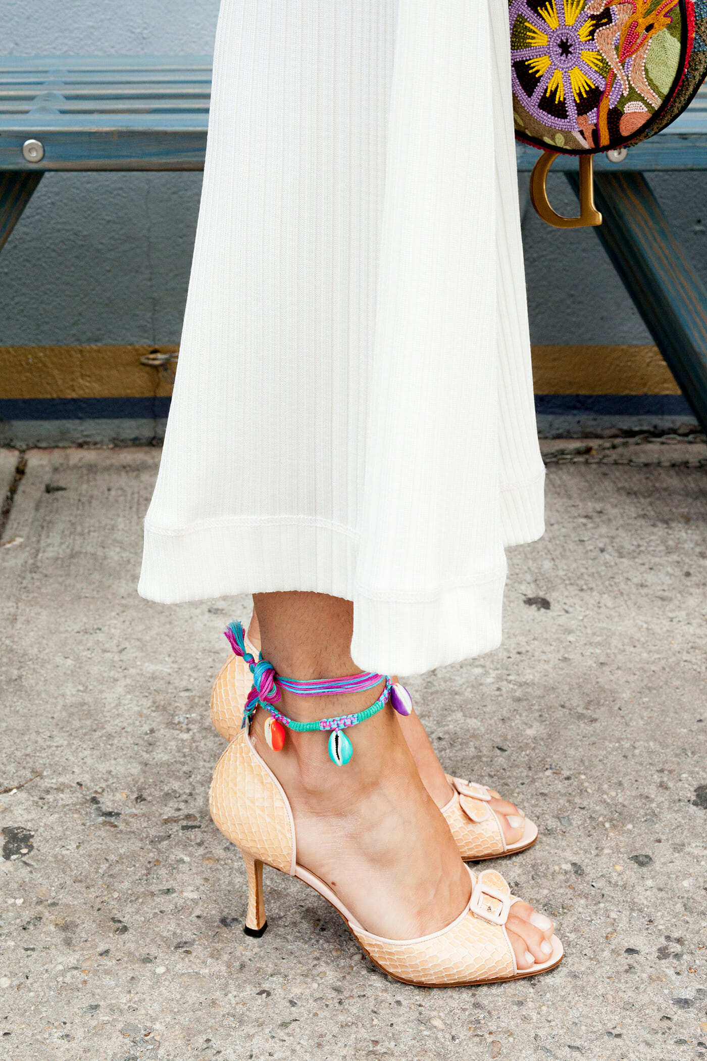 The Last Frontier of Carrie Bradshaw Style is D'Orsay Sandals.