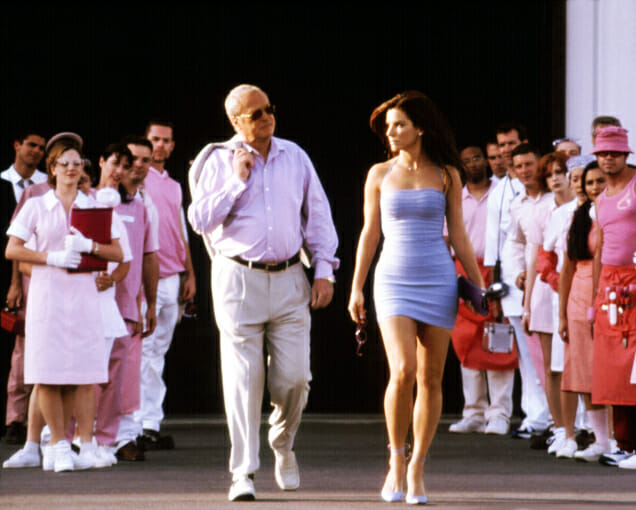 Harling Talks about Weird Things from Ms. Congeniality