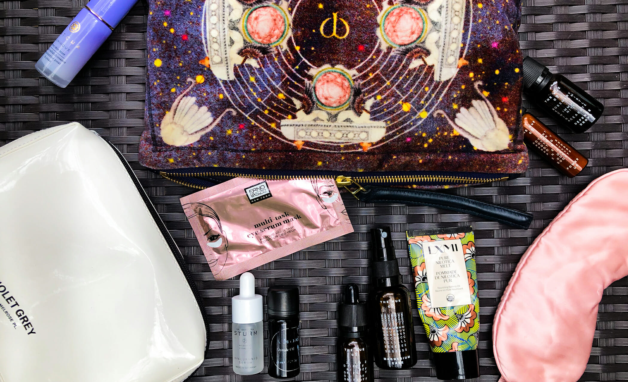 Beauty Editors on Travel Must Haves