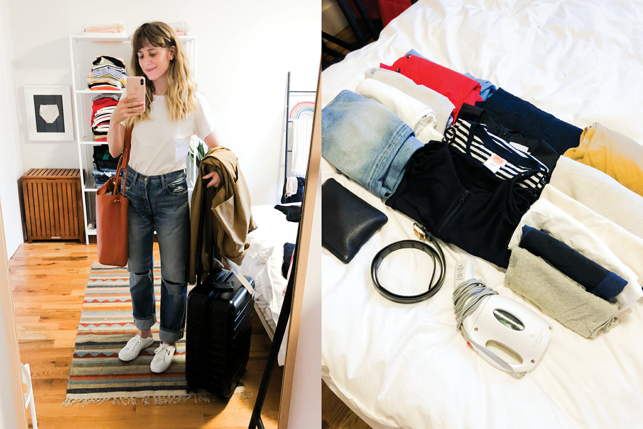 Haley's Packing Tips Abroad Wedding