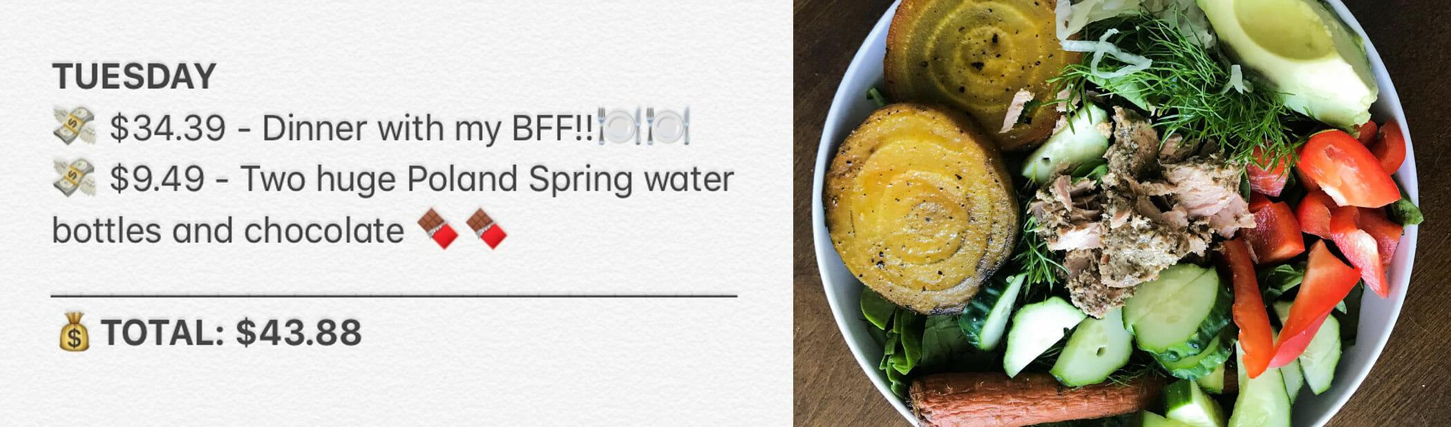 A Brooklyn Nutritionist's Money Diary