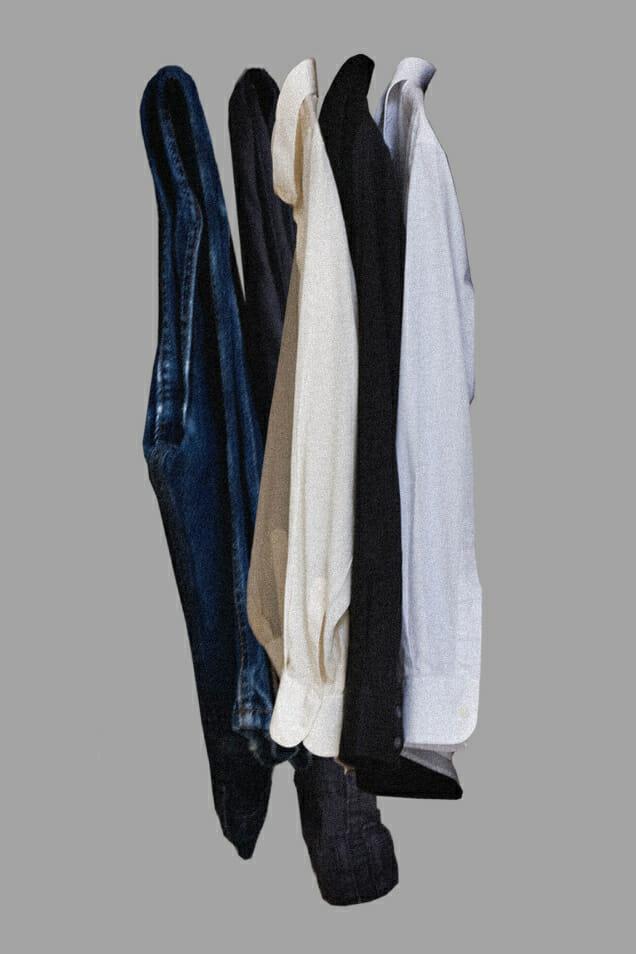 Making Wardrobe Peace Man Repeller