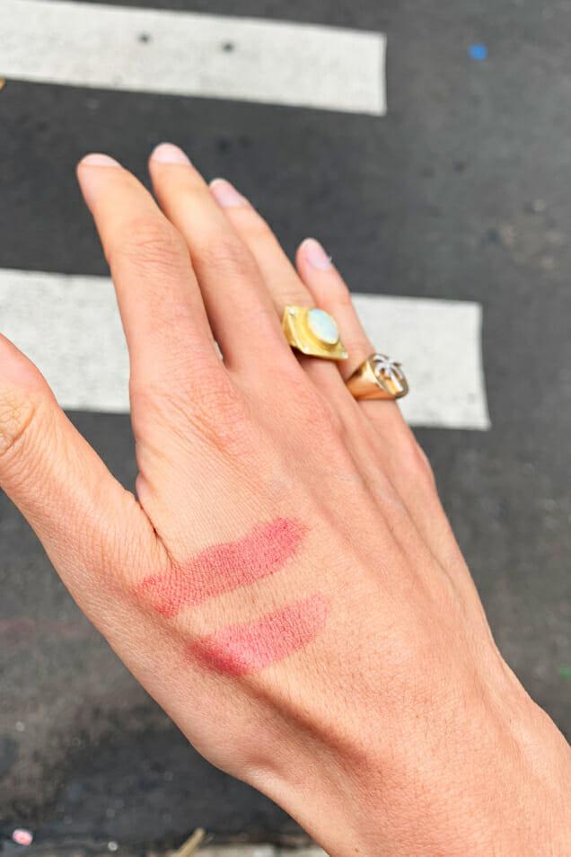 one thing kosas lipstick leandra medine cohen man repeller