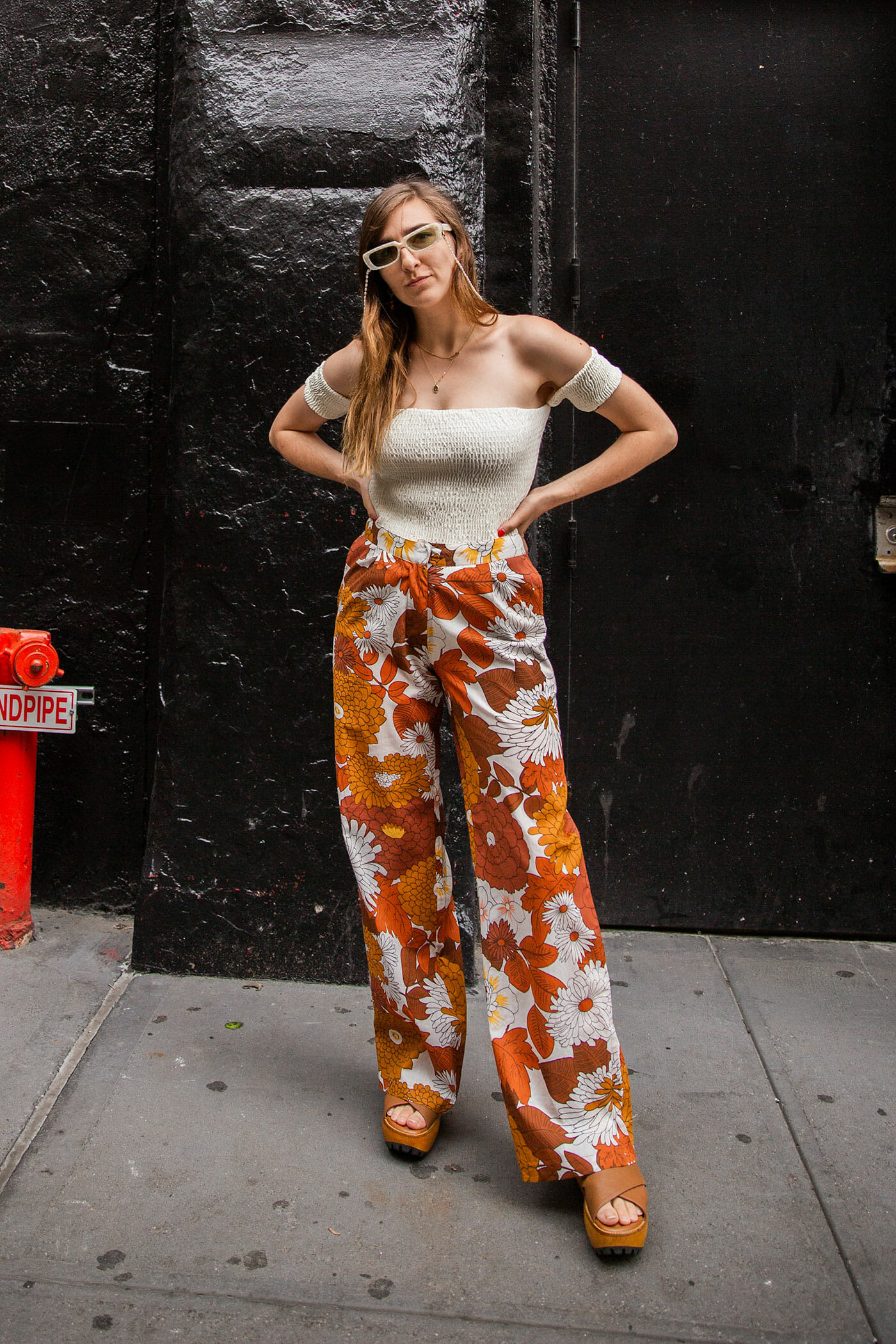 summer pants man repeller style