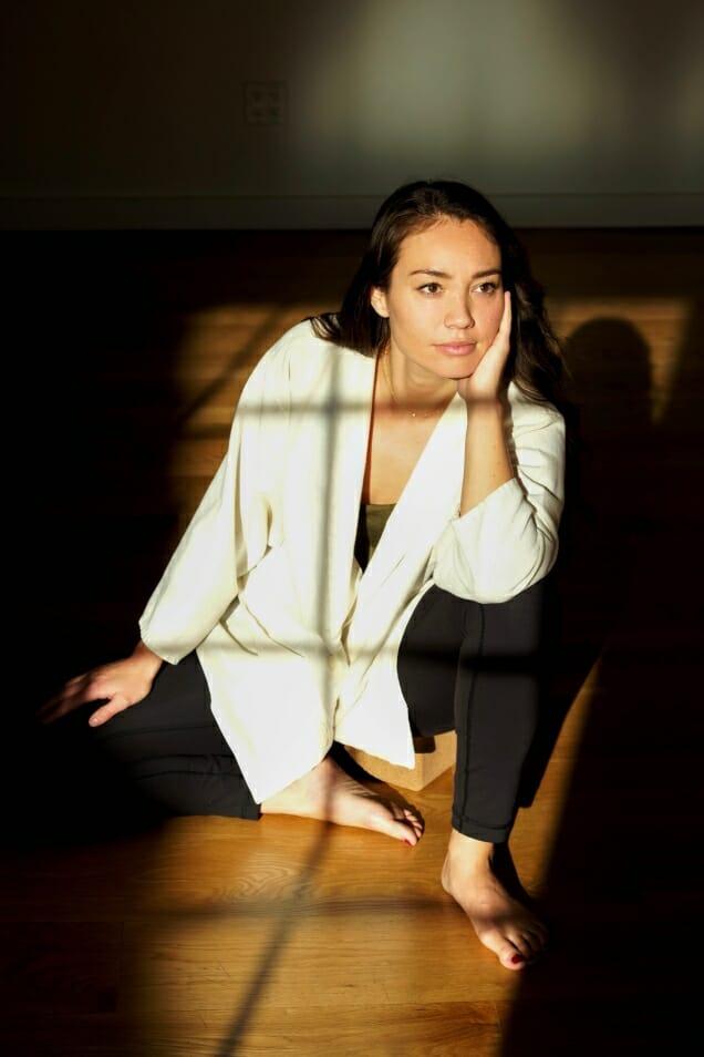 Portrait of Jenn Tardif