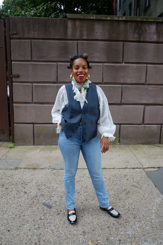 LaTonya Yvette outfit anatomy