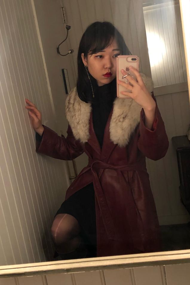 Vintage '70s coat
