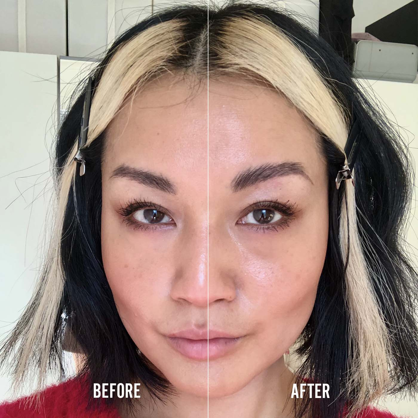sable yong before/after brow gel