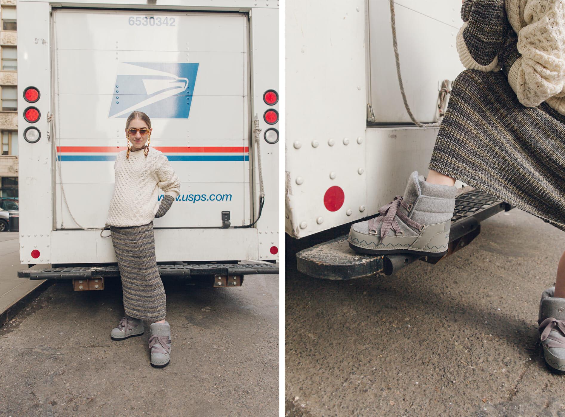 Eliz Snow Boots