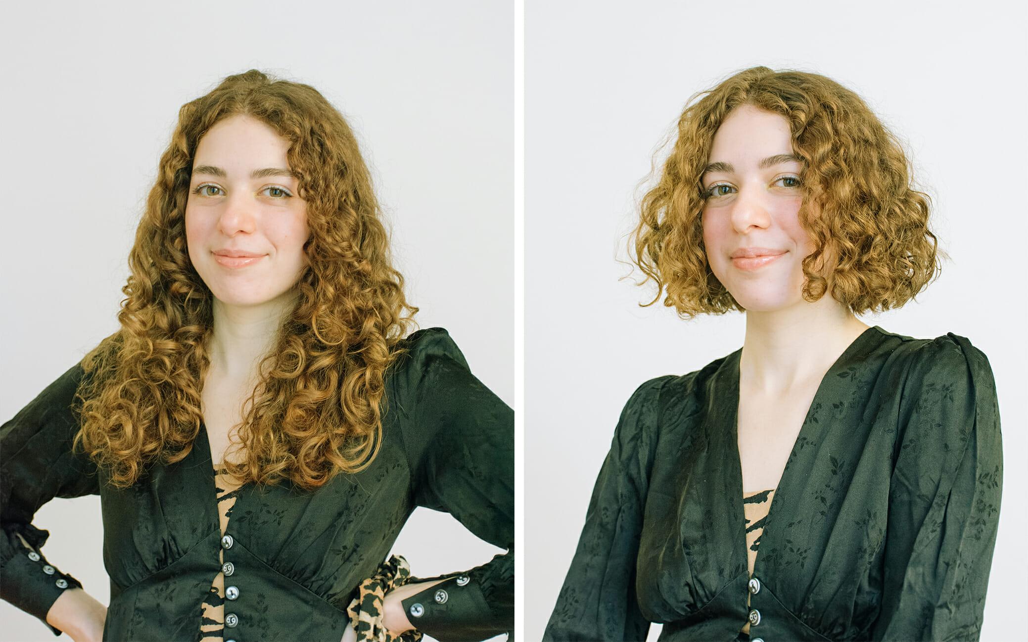 Breakup Hair Makeover