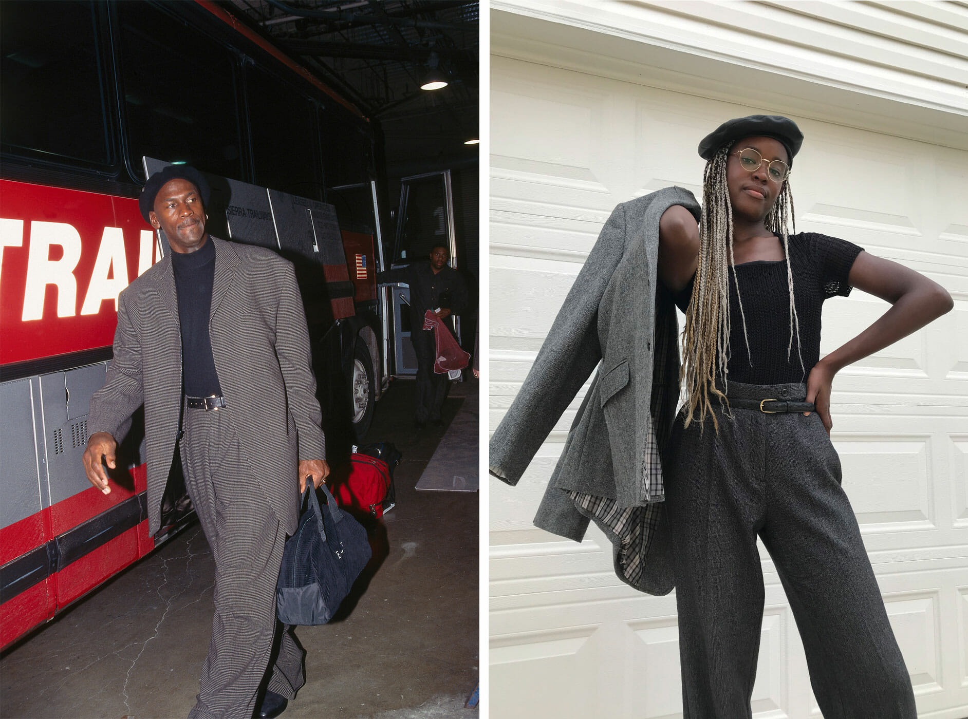 Michael Jordan Is My Late-Summer Style Icon