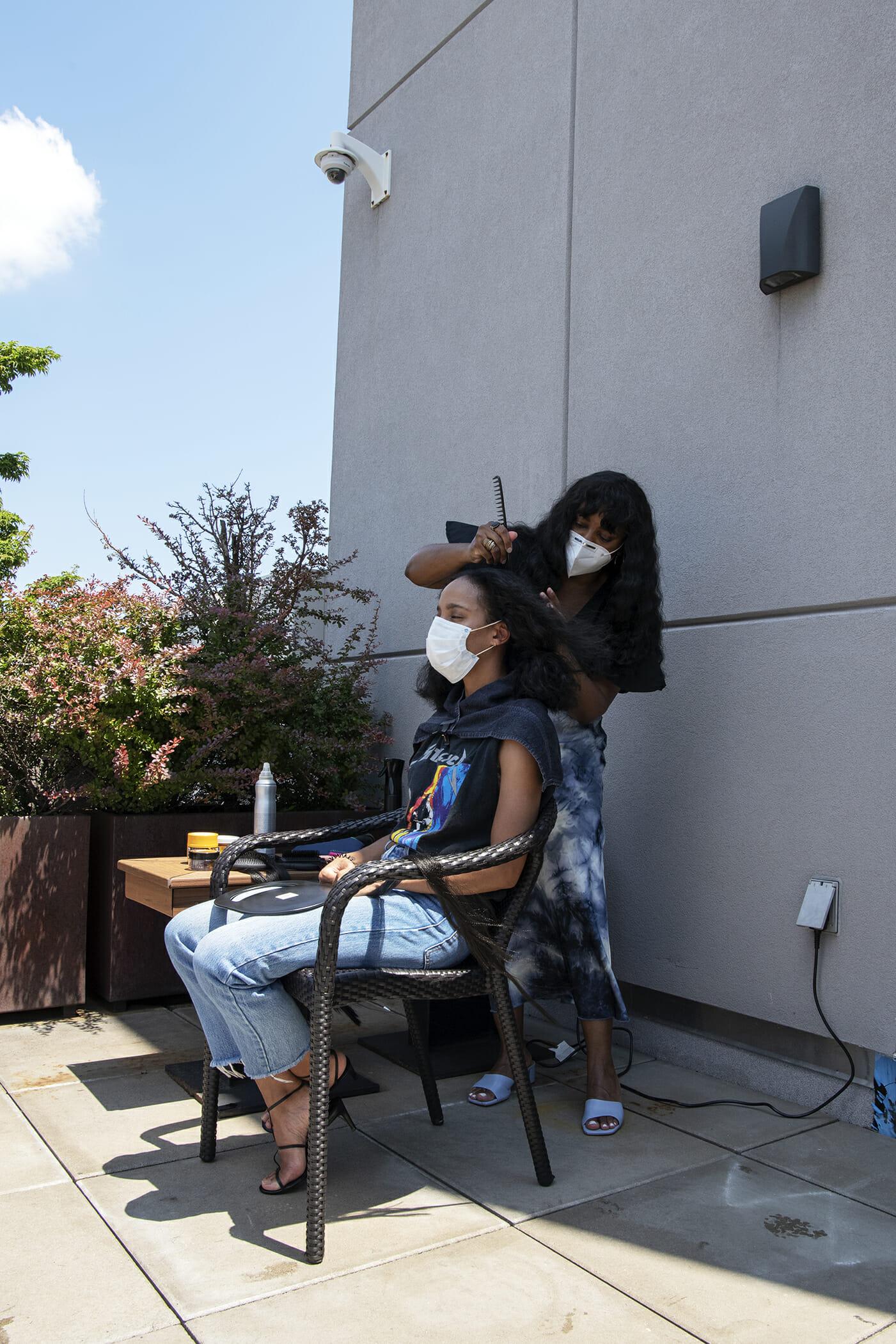 Post-Quarantine Haircuts