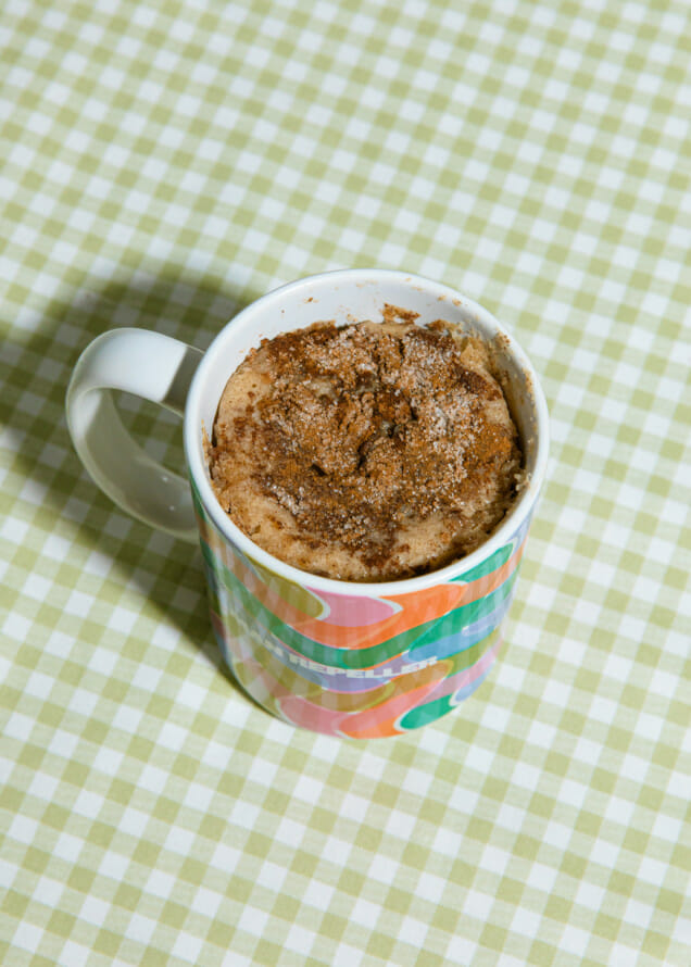 3 Desserts You Can Make in a Mug