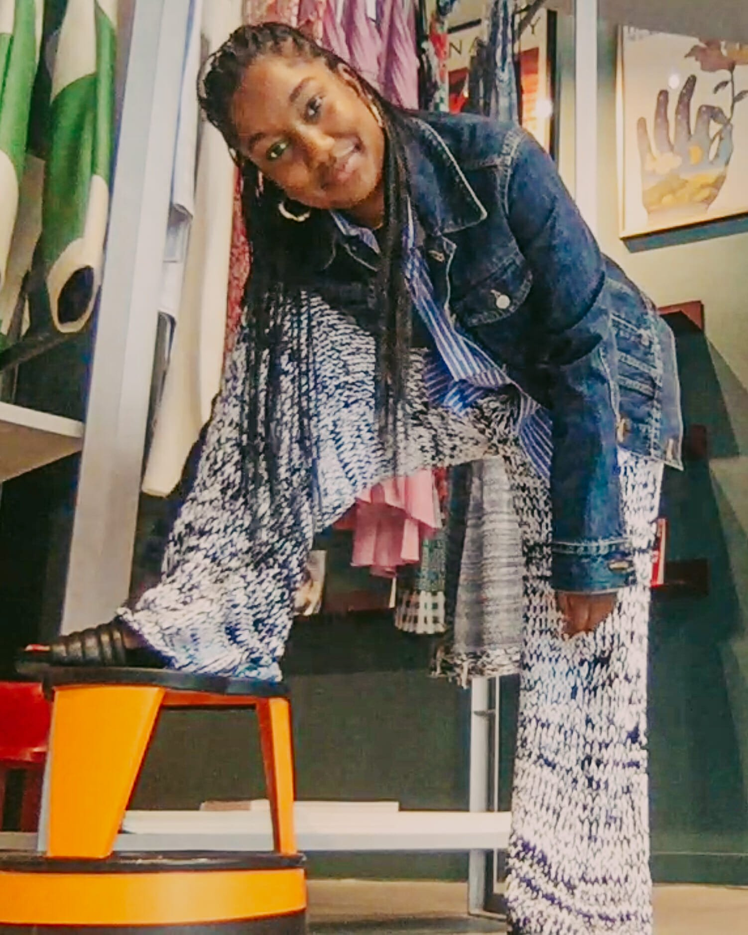 Outfit Anatomy: Telsha Anderson